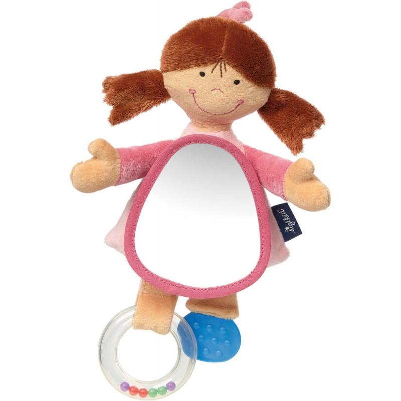 Sigikid Lusterko edukacyjny dla niemowląt Laleczka Pastelowa