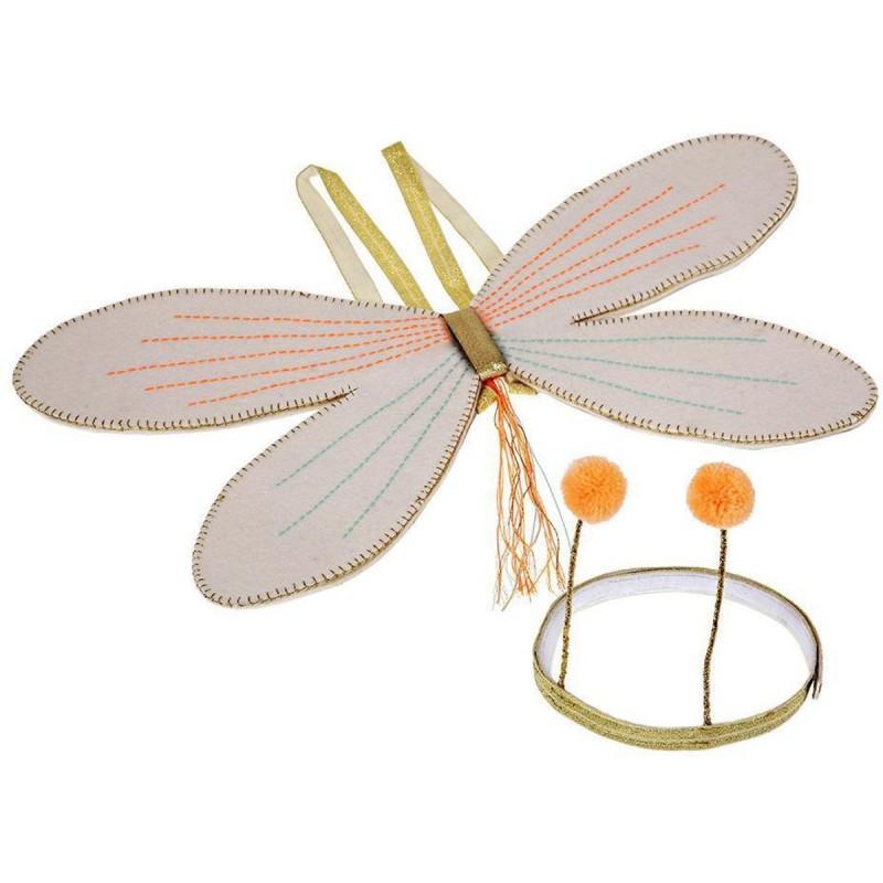Przebranie motylka na bal dla dzieci 3-7 lat, Meri Meri