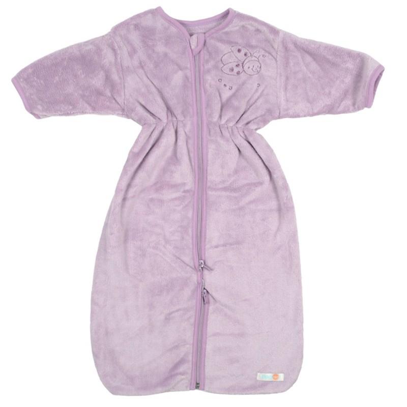 Śpiworek dla niemowlaka z nogawkami 65cm Biedronka, Doux Nid