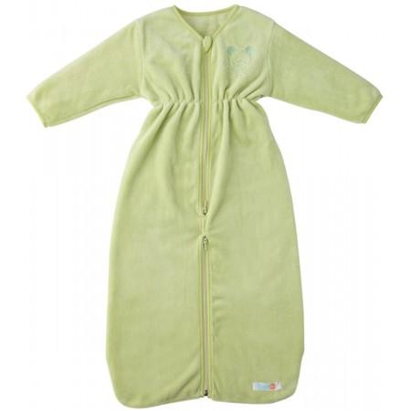 Śpiworek dla niemowlaka z nogawkami 65cm Myszka, Doux Nid