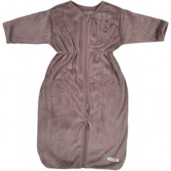 Śpiworek dla niemowlaka z nogawkami 65cm Piesek, Poyet