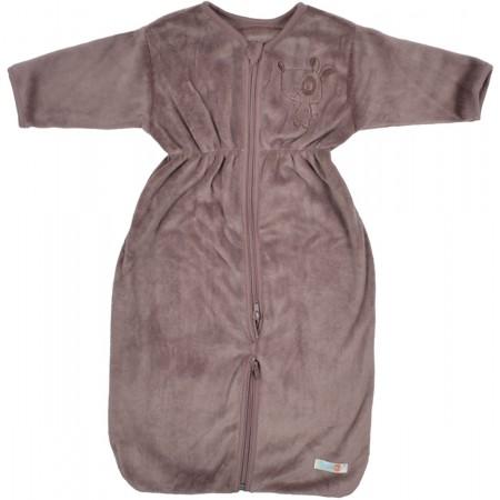 Śpiworek dla niemowlaka z nogawkami 65cm Piesek, Doux Nid