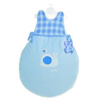 Śpiworek dla niemowlaka na zimę Blue 70cm, Kaloo