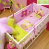 Kocyk dla niemowlaka 90x140cm różowa wróżka Lilifleur, Titoutam