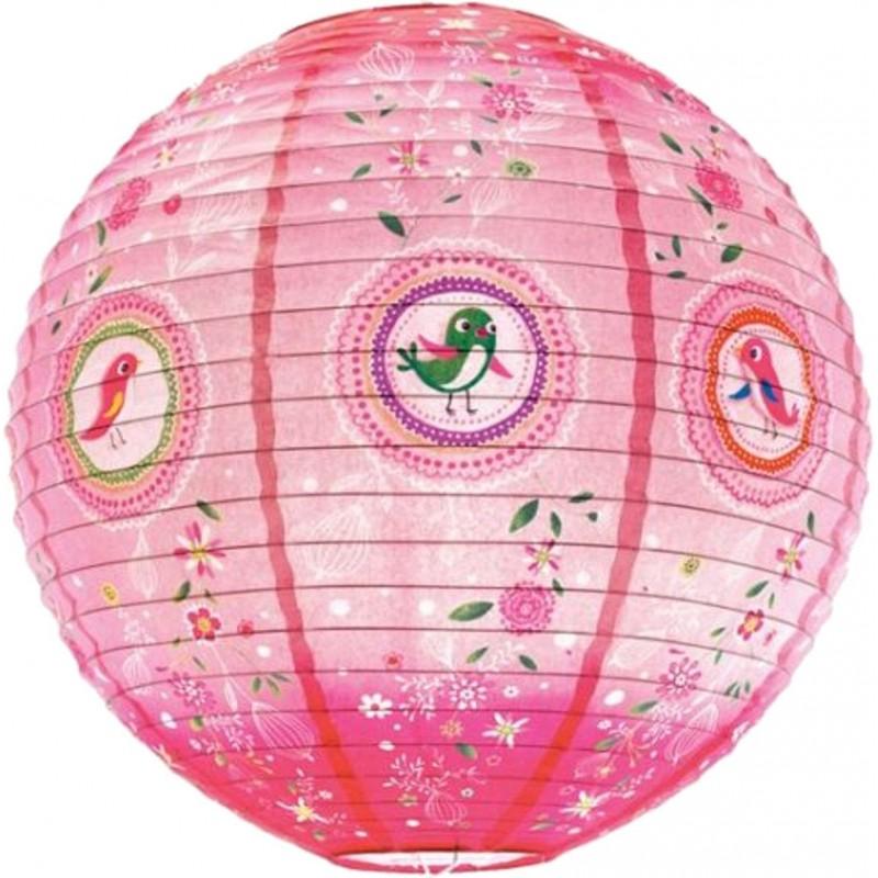 Małe Ptaszki Abażur Do Lampy Wiszącej Dla Dzieci Djeco