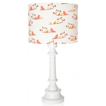 Lampa stojąca dla dziecka Ptaszki pomarańczowe, Lamps & Co.