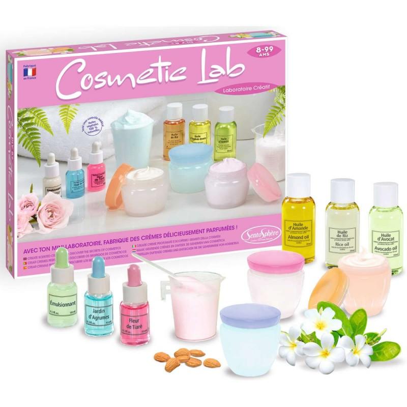 Zestaw do robienia kremów Cosmetic Lab, SentoSphere