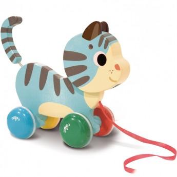 Kot Marcel do ciągnięcia, Vilac
