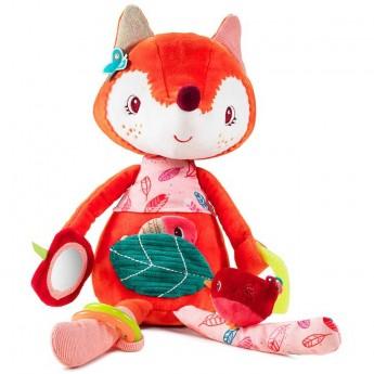 Lilliputiens Zabawka edukacyjna i sensoryczna Lisica Alice