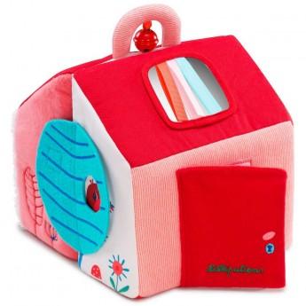 Lilliputiens Domek Czerwonego Kapturka zabawka edukacyjna