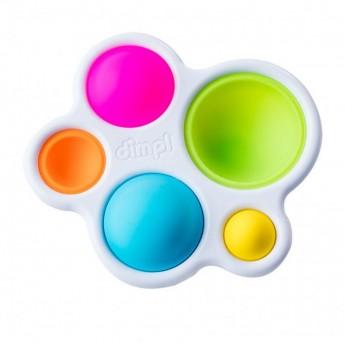 Bąbelki Dimpl sensoryczna zabawka od 6 mc, Fat Brain Toys