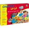 Giotto Bebe duży zestaw plastyczny dla 2 latka Maxi Super Set
