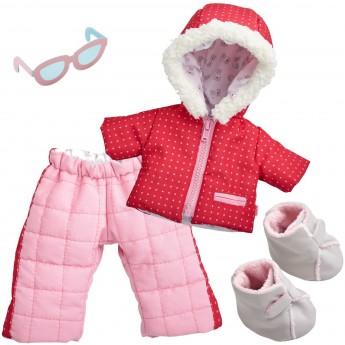 Haba Komplet ubrań zimowych dla lalek 4-częściowy +18mc