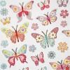 Motylki naklejki ozdobne do zeszytów i scrapbookingu, Creativ Company