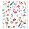 Flamingi naklejki ozdobne do zeszytów i scrapbookingu, Creativ Company