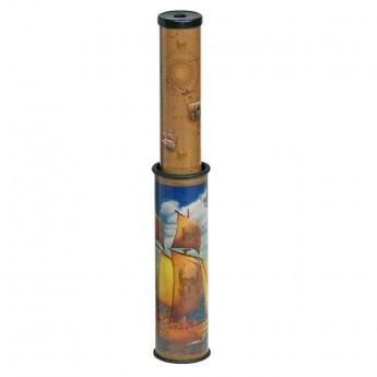 Luneta piracka z kalejdoskopem zabawka od 3 lat, Goki