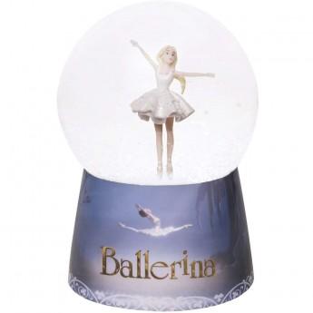 Kula śnieżna Ballerina© z pozytywką, niełamliwa, Trousselier