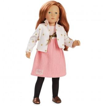 Lalka dla dzieci Alix 48cm z długimi włosami, Petitcollin