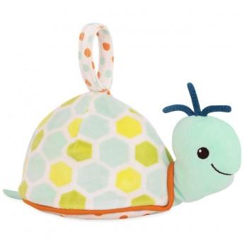 B.Toys Szumiący i świecący Żółw dla niemowląt