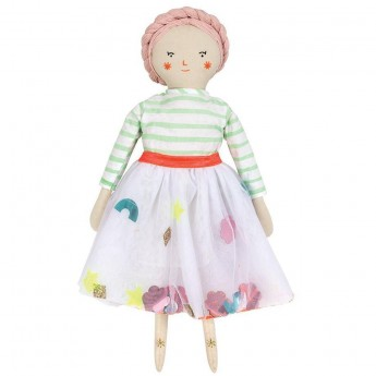 Meri Meri lalka szmaciana Matilda 49cm dla dzieci od 3 lat