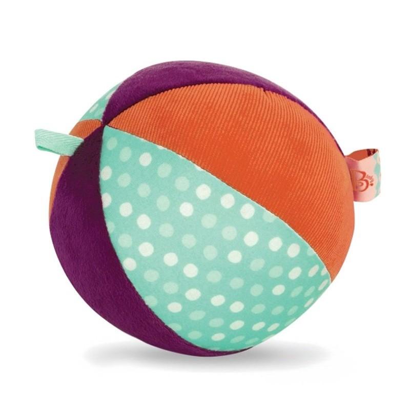 B.Toys Piłka dla niemowląt z dzwoneczkiem Make It Chime