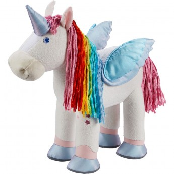 Haba Konik pluszowy 38 cm Rainbow Beauty od 18mc