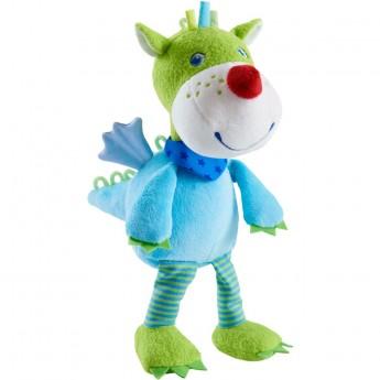 Haba Zabawka dla niemowląt maskotka Smok Duri