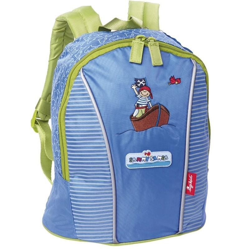 Plecak dla dzieci Pirat Sammy Samoa, Sigikid