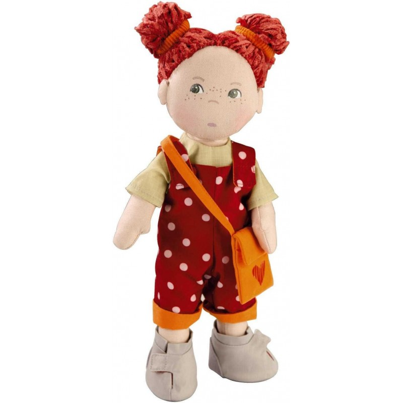 Haba Lalka szmaciana Felicitas 30 cm dla dzieci +18m
