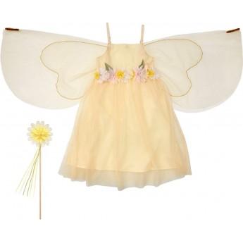 Przebranie Wróżka wiosenna na bal dla dzieci 5-6 lat, Meri Meri