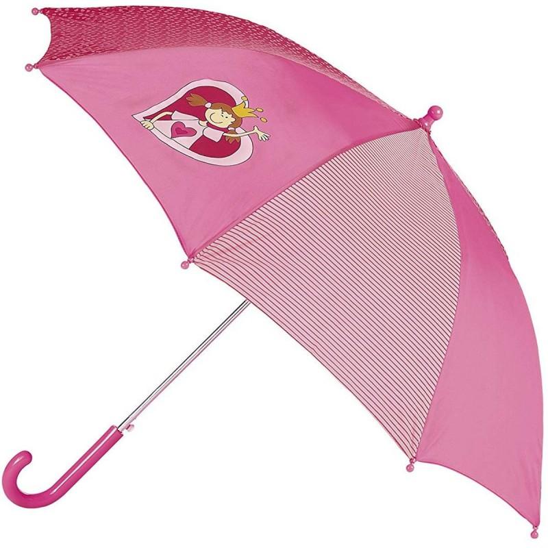 Parasolka różowa Księżniczka dla dzieci, Sigikid