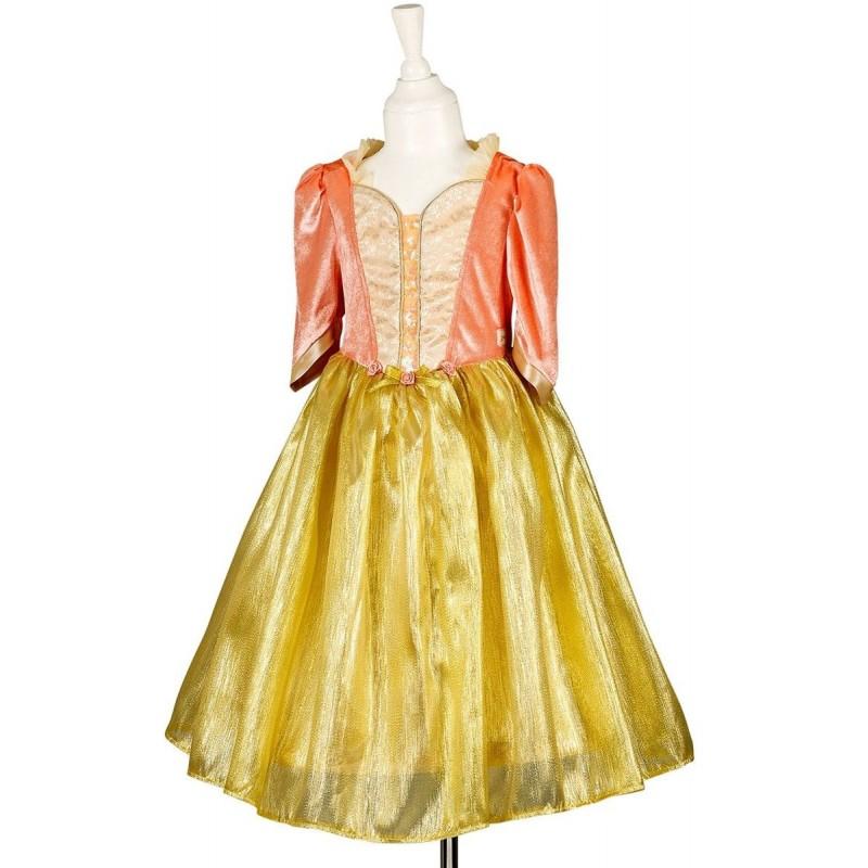 Sukienka balowa Marilise zloto-różowa 5-7 lata, Souza!