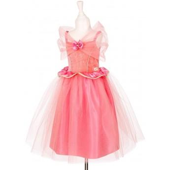 Sukienka balowa Olivia różowa z tiulem 5-7 lata, Souza!