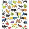Żuki ozdobne naklejki metaliczne dla dzieci +3, Creativ Company