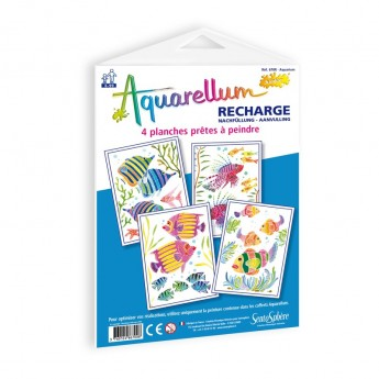 Akwarium plansze do Aquarellum Junior, SentoSphere