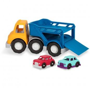 Laweta z samochodzikami Wonder Wheels