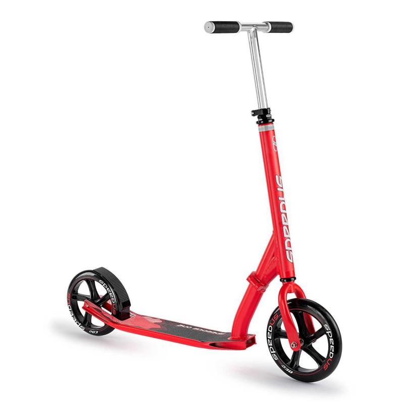 Puky Hulajnoga Speedus One czerwona dla dzieci +4 lat