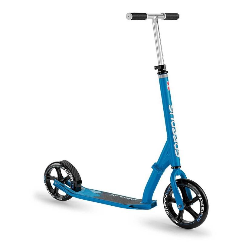 Puky Hulajnoga Speedus One niebieska dla dzieci +4 lat