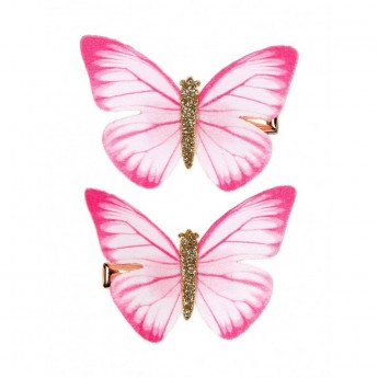Spinki do włosów Elja z motylkiem, Souza!