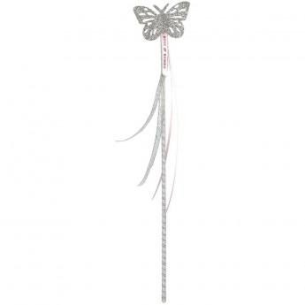 Różdżka srebrna z motylkiem, Rose & Romeo