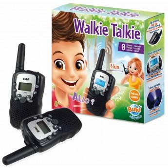 Buki Walkie-Talkie z zasięgiem 3 km dla dzieci od 8 lat