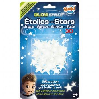 Buki Gwiazdki świecące w ciemności