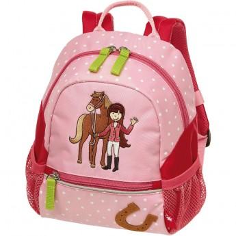 Plecak dla 2 latka do przedszkola Gina Galopp, Sigikid