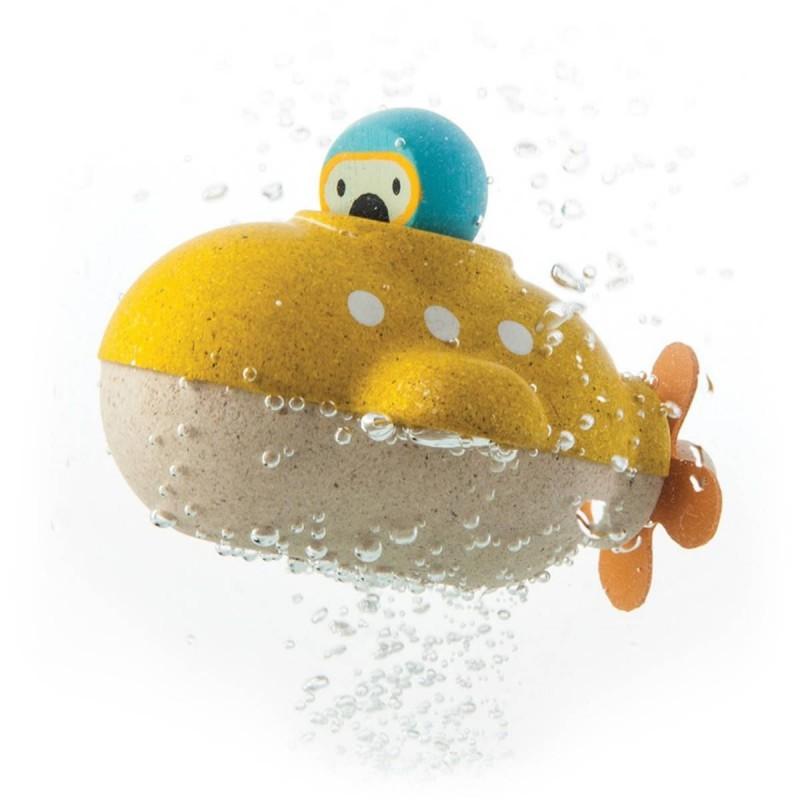 Plan Toys Łódź podwodna zabawka do kąpieli