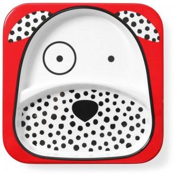 Skip Hop Talerz dla dzieci Zoo Dalmatyńczyk