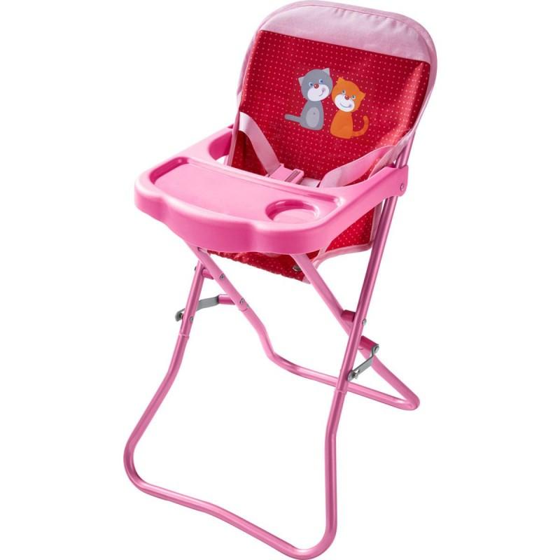 Haba krzesełko wysokie dla lalek