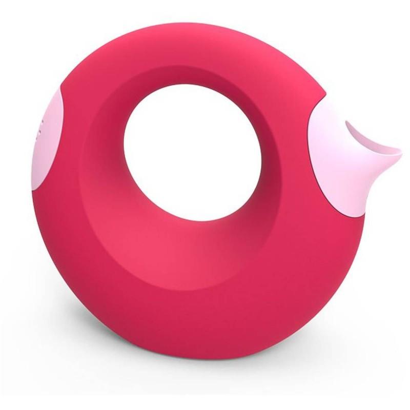 Konewka duża Cana Cherry Red + Sweet Pink - Quut