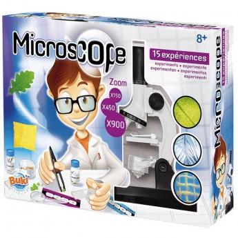 Buki Mikroskop - 15 doświadczeń