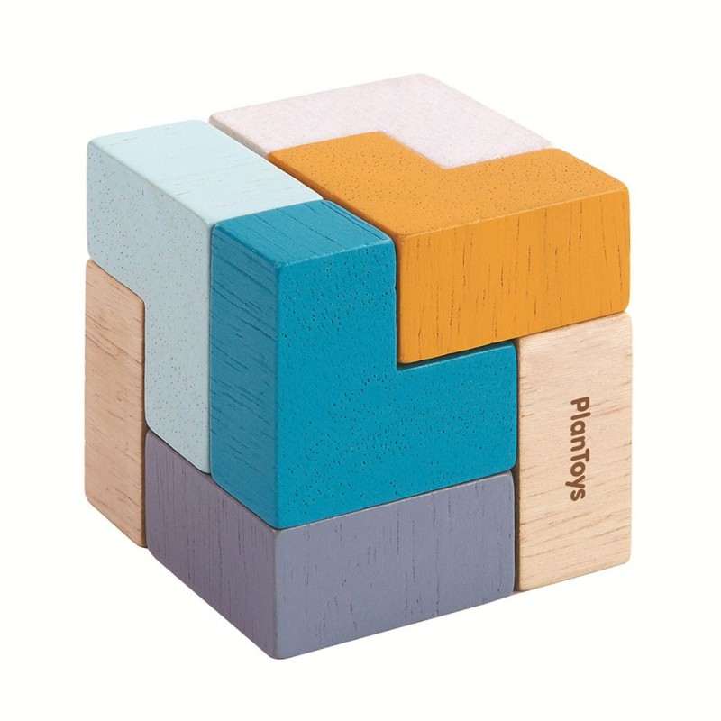 Mini Puzzle Sześcian
