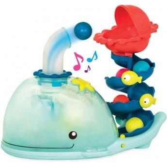 B.Toys Muzyczny wieloryb z piłeczkami Poppity Whale +9mc